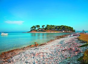 Medulin Punta island web