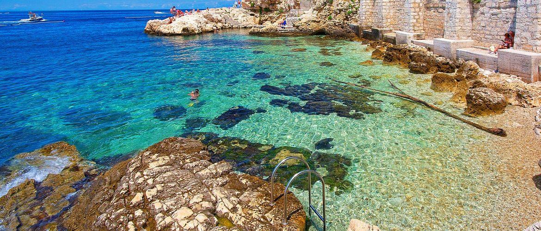 Rovinj Istrien Bucht web