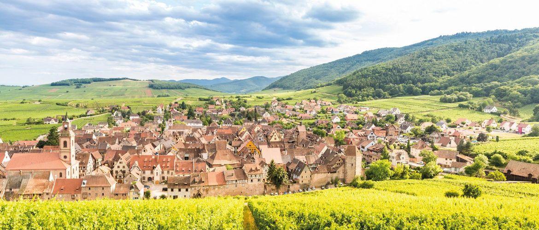 Elsass Frankreich web