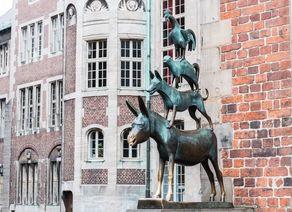 Bremen Bremer Stadtmusikanten iStock954928916 web 01