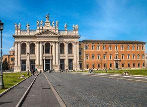 Lateran Basilika Rom iStock484341817 web
