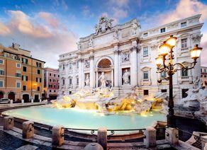 Rom Trevi Brunnen iStock583825298 web